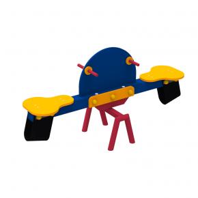 Качели-балансир Kidigo Funny 1,38х0,4х0,71 м - изображение 5 - интернет-магазин tricolor.com.ua