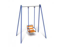 Качели Kidigo Стронг база (без сидений) 1,6х1,3х2,3 м - изображение 2 - интернет-магазин tricolor.com.ua