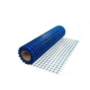 Стеклосетка Vertex G120 ячейка 40х40 мм 1х50 м для сухой стяжки