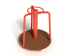 Карусель Kidigo Малыш 0,9х0,9х1,0 м - интернет-магазин tricolor.com.ua