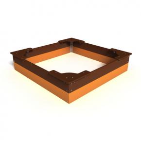 Песочница Kidigo Стандарт 1,5х1,5х0,32 м