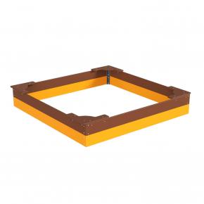 Песочница Kidigo Стандарт 2,0х2,0х0,32 м