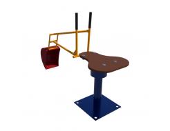 Элемент Kidigo для песочницы Экскаватор 1,0х0,5х0,3 м - изображение 2 - интернет-магазин tricolor.com.ua