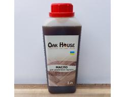 Масло для пола Oak House для деревянного паркета - интернет-магазин tricolor.com.ua