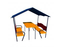 Домик со столиком Океан Kidigo 1,91 х 1,5 х 1,58 м