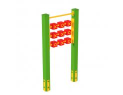 Игра Крестики-Нолики Kidigo 0,8х0,13х1,62 м - изображение 2 - интернет-магазин tricolor.com.ua