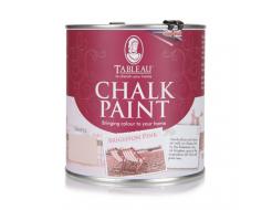 Меловая краска Tableau Chalk Paint Brighton Pink (брайтон розовая)