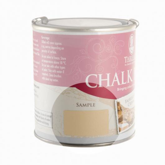 Меловая краска Tableau Chalk Paint Fairlight Cream (фаирлайт кремовая) - изображение 2 - интернет-магазин tricolor.com.ua