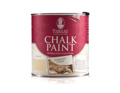Меловая краска Tableau Chalk Paint Fairlight Cream (фаирлайт кремовая)