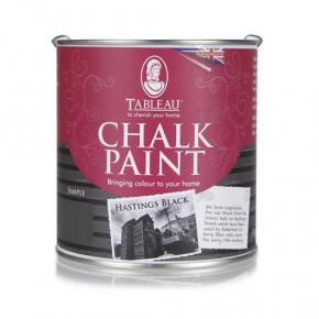 Меловая краска Tableau Chalk Paint Hastings Black (гастингс черная)