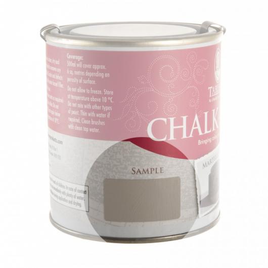 Меловая краска Tableau Chalk Paint Martello Grey (мартелло серая) - изображение 2 - интернет-магазин tricolor.com.ua