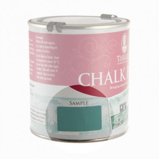 Меловая краска Tableau Chalk Paint Rye Green (зеленая рожь) - изображение 2 - интернет-магазин tricolor.com.ua