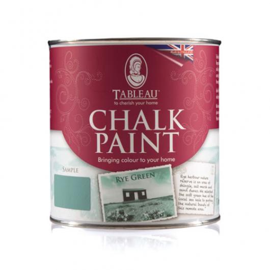 Меловая краска Tableau Chalk Paint Rye Green (зеленая рожь) - интернет-магазин tricolor.com.ua