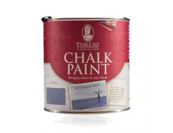 Меловая краска Tableau Chalk Paint Sovereign Blue (суверенный синий)