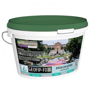 Краска для дерева Geofip-FD7 «антиграффити»