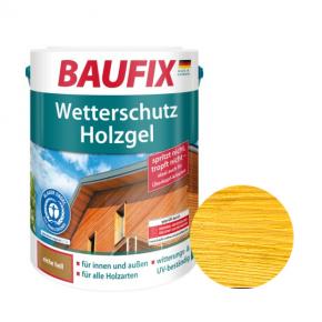 Лазурь для дерева Baufix Wetterschutz Holzgel гелевая сосна - интернет-магазин tricolor.com.ua