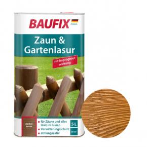 Лазурь для заборов Baufix Zaun & Gartenlasur дугласия - интернет-магазин tricolor.com.ua