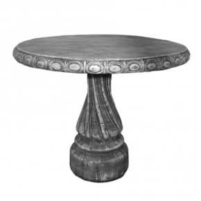 Форма стола Стол большой D 107 см H 71 см RS стеклопластик