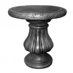 Форма стола Стол чайный D 60 см H 63 см RS стеклопластик
