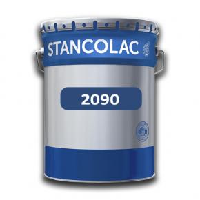 Краска акриловая по металлу и дереву Stancolac 2090 Aqualux глянцевая база для колеровки белая - интернет-магазин tricolor.com.ua