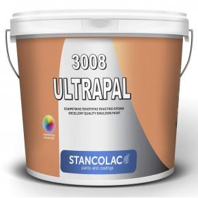 Краска акриловая Stancolac 3008 Ultrapal матовая устойчивая к мытью база для колеровки прозрачная - изображение 2 - интернет-магазин tricolor.com.ua