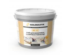 Клей Goldbastik BF 55 для виниловых и ковровых покрытий - интернет-магазин tricolor.com.ua