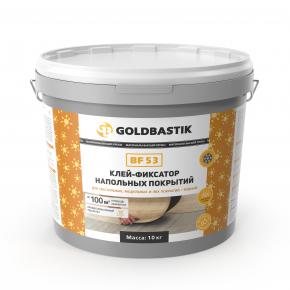 Клей-фиксатор Goldbastik BF 53 для напольных покрытий