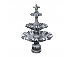 Форма для фонтана №27 RS (без бассейна) 1,8х1,3м стеклопластик, полиуретан