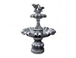 Форма для фонтана №32 RS (без бассейна) 1,3х1,3м стеклопластик, полиуретан