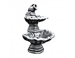 Форма для фонтана №39 RS (без бассейна) 1,1х0,7м стеклопластик, полиуретан