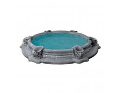 Форма для фонтана Бассейн №43 RS D 3/4,2м стеклопластик, полиуретан