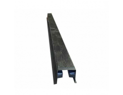 Форма столба распашная №34 с пазами АБС BF 12,5х12,5х280 - интернет-магазин tricolor.com.ua