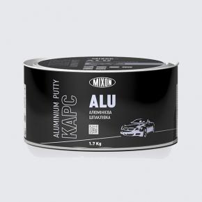 Шпатлевка алюминиевая Mixon Карс Alu двухкомпонентная