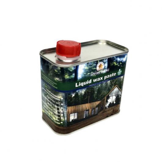 Жидкая восковая паста Kenga Living House (квадрат) - изображение 7 - интернет-магазин tricolor.com.ua