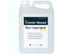 Антисептик для дерева Base Impregnat Bionic House для внутренних работ