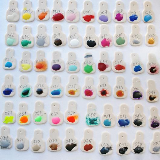 Низкотемпературная эмаль IMagic 00 прозрачная глазурь - изображение 2 - интернет-магазин tricolor.com.ua