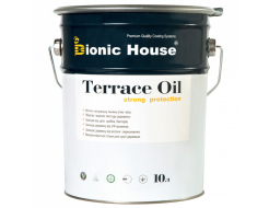 Масло террасное Terrace Oil Bionic House Макассар - интернет-магазин tricolor.com.ua