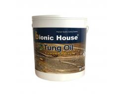 Масло тунговое Tung oil Bionic House Макассар - изображение 4 - интернет-магазин tricolor.com.ua