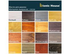 Масло тунговое с карнаубским воском Hard Tung oil Bionic House Макассар - изображение 4 - интернет-магазин tricolor.com.ua