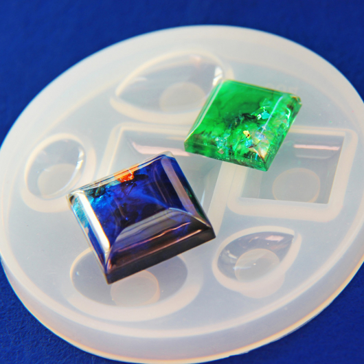 Краситель для смол и полиуретанов Marbo ультрамарин синий - изображение 3 - интернет-магазин tricolor.com.ua