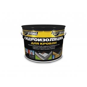 Мастика кровельная битумно-резиновая AquaMast - интернет-магазин tricolor.com.ua