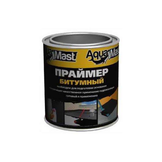 Праймер битумный AquaMast - интернет-магазин tricolor.com.ua