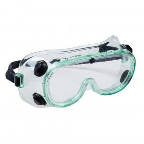 Очки закрытого типа Portwest PS21 ацетатные с непрямой вентиляцией AS/N
