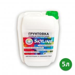 Грунтовка акриловая Skyline глубокого проникновения готовая к применению - изображение 3 - интернет-магазин tricolor.com.ua