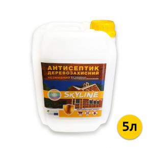 Антисептик Skyline для обработки дерева - изображение 3 - интернет-магазин tricolor.com.ua