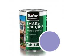 Эмаль алкидная Rolax ПФ-115 Лаванда - интернет-магазин tricolor.com.ua