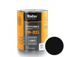 Грунт алкидный Rolax ГФ-021 Черный