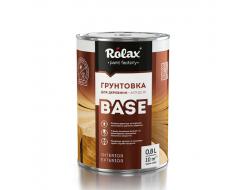 Грунт алкидный для дерева Rolax Base бесцветный