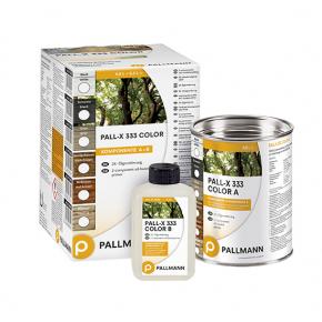 Грунт масляный тонирующий Pallmann Pall-x 333 White 2К