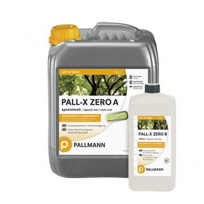 Лак для пола водный Pallmann Pall-X Zero экстраматовый 2К